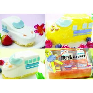 東海道新幹線ケーキ