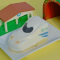 孫への入園・入学祝いに!男の子の好きな新幹線をケーキでプレゼント